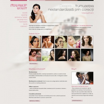 Makeup Event Machiaj profesional