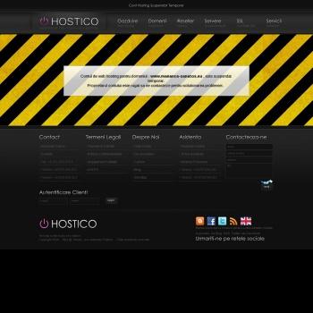 Website publicat de Dobre Bogdan Adrian