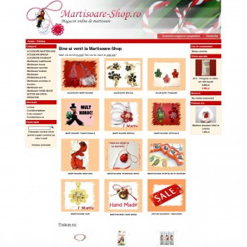 Website pentru firma Eos