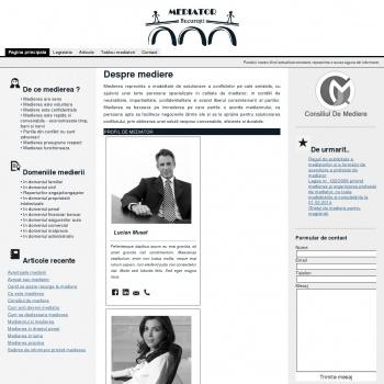 mediator bucuresti - cabinet mediere