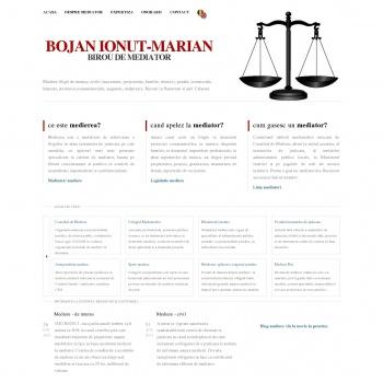 Mediator Bucuresti - BOJAN I.M.
