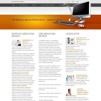 CMI Medicina Muncii
