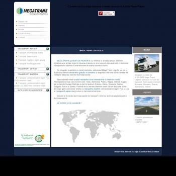 Mega Trans Logistics Romania