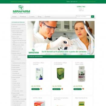 Farmacie Online Mirafarm