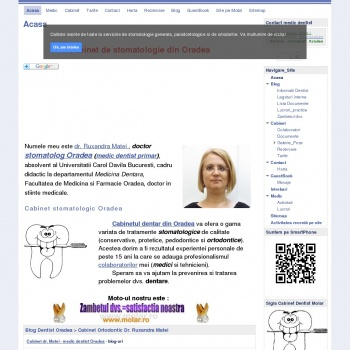 CMI Dr.Matei Ruxandra-Ilinca
