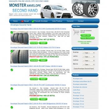 Website pentru firma Draicareif
