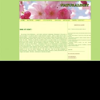 Website pentru firma S.C. CABINET DE DIABET ZAHARAT SI OBEZITATE MOSILOR SRL
