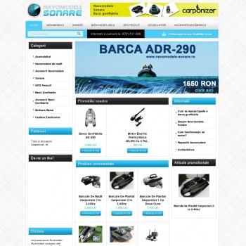 Website pentru firma sc ld clean srl