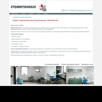 Stomatologie la preturi accesibile