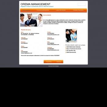 Orema Management SRL