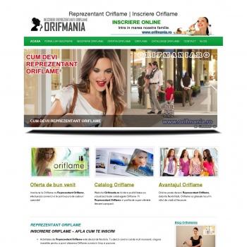 Reprezentant Oriflame - Catalog Oriflame