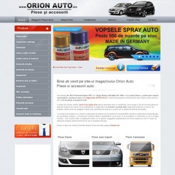 Orion Auto Tirgu Mures