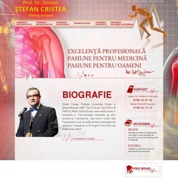 Dr Cristea chirurg ortoped