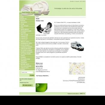 Website pentru firma partener olsib