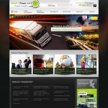 Website publicat de Muscă  Răzvan