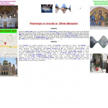 Pelerinaje ortodoxe in Grecia Ucraina Capadocia Serbia Israel