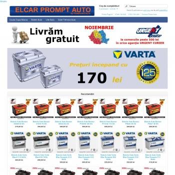 Piese auto online pentru orice marca