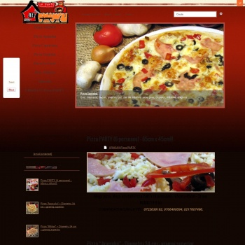 Pizza La Curte MILITARI Apusului