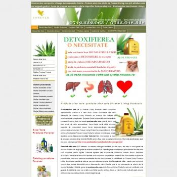 Aloe Vera Produse