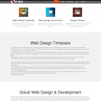 web design timisoara project media
