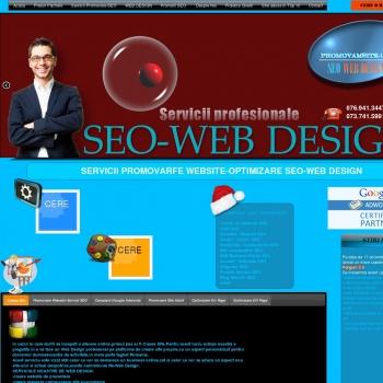 promovare site optimizare seo