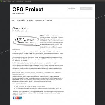 QFG Proiect SRL