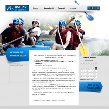 Club de rafting Romania
