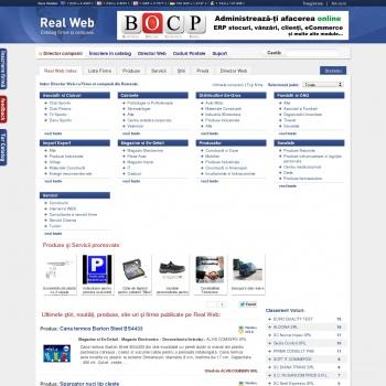Website publicat de Daia Minescu Leonardo