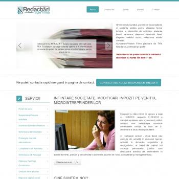 Redactari acte firma – www.redactariactefirma.ro