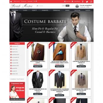 Website pentru firma GAL ALEXANDRA DANIELA