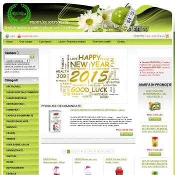 Roinita-Magazin online cu produse naturiste