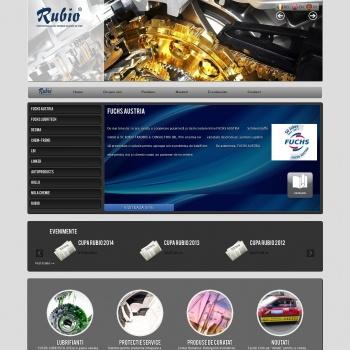 Rubio - Lubrifianti, protectie service, produse de curatat