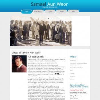 Samael Aun Weor, Carti spiritualitate, Gnoza-limba romana