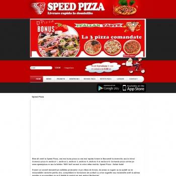Speed Pizza