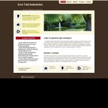 Website publicat de tucra andrei