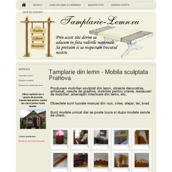 Tamplarie lemn - mobilier