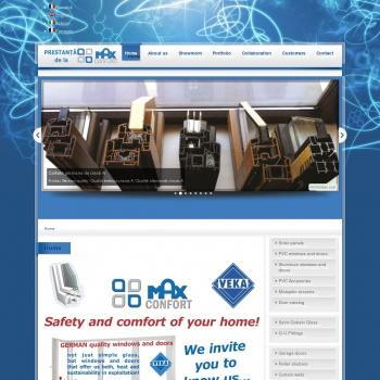 Tamplarie PVC VEKA Botosani | Tamplarie PVC Botosani Max Confort