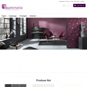 Tapetmania - Design interior