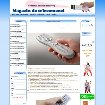 Telecomenzi LCD