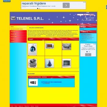 Website pentru firma Telenel