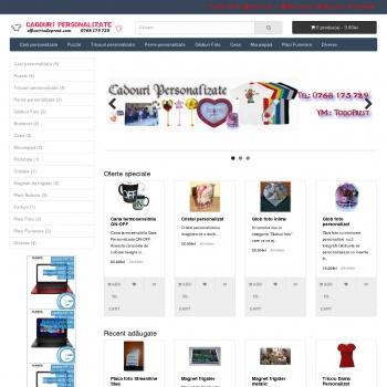 Website pentru firma Todo Prest II