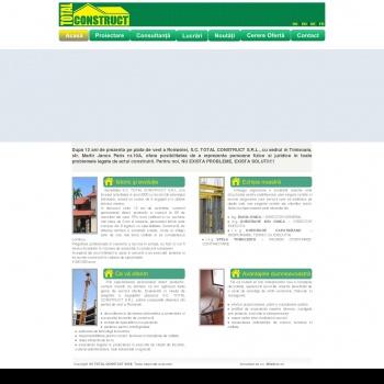 S.C. TOTAL CONSTRUCT TIMISOARA