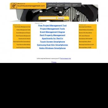 Website pentru firma M&D TOUCH S.R.L