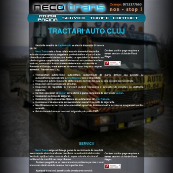 NECO TRANS