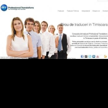 Birou traduceri Timisoara