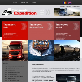 SC TRANSROUTE EXPEDITION SRL