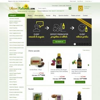 Website pentru firma SC URSTEMAL SRL