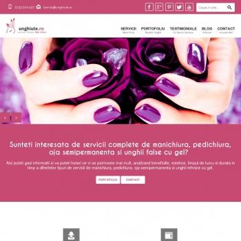 Unghiute.ro - Secrete manichiura, pedichiura, unghii false