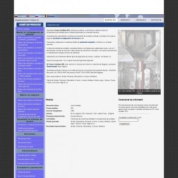 Website publicat de Rado Plamenov