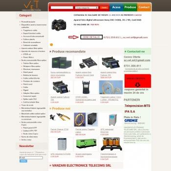 vanzari electronice telecoms